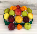 Fresh fruit only in this gift basket