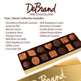 Debrand Classic Chocolate assortment