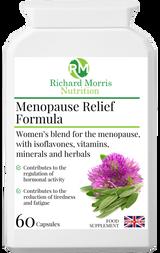Menopause Relief - RichardMorrisNutrition.com