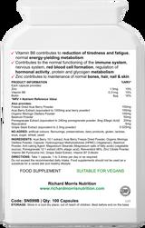 Acai Berry Blast Ingredients - RichardMorrisNutrition.com