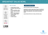 Healthy Breakfast Recipe Pack (E-Book)
