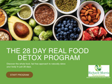 The 28 Day Real Detox Program (E-Book)