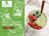 The 28 Day Real Detox Program (E-Book)
