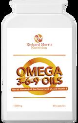 Omega 3-6-9 Oils - RichardMorrisNutrition.com