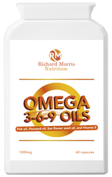 Omega 3-6-9 Oils - RichardMorrisNutrition.com
