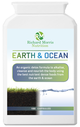 Earth & Ocean - Organic - RichardMorrisNutrition.com