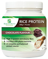 Rice Protein Powder (Chocolate Flavour)