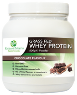 Grass Fed Whey Protein Powder - VanillaChocolate