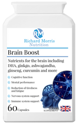 Brain Boost - RichardMorrisNutrition.com