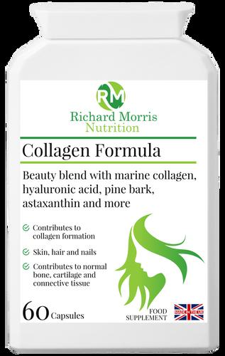 Collagen Formula - RichardMorrisNutrition.com