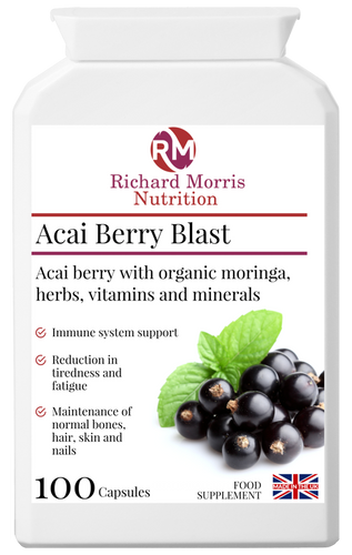 Acai Berry Blast - RichardMorrisNutrition.com