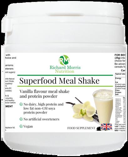 Superfood Meal Shake (Vanilla)