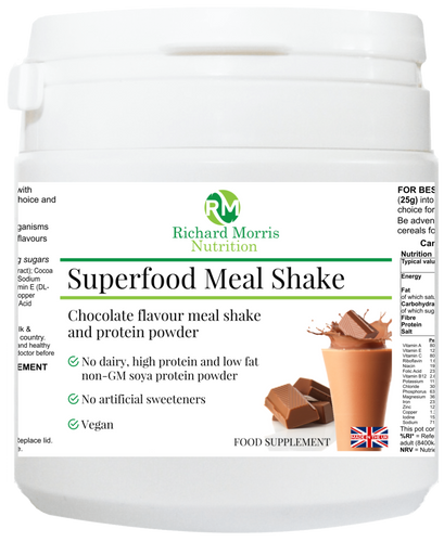 Superfood Meal Shake (Chocolate)