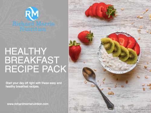 Healthy Breakfast Recipe Pack
