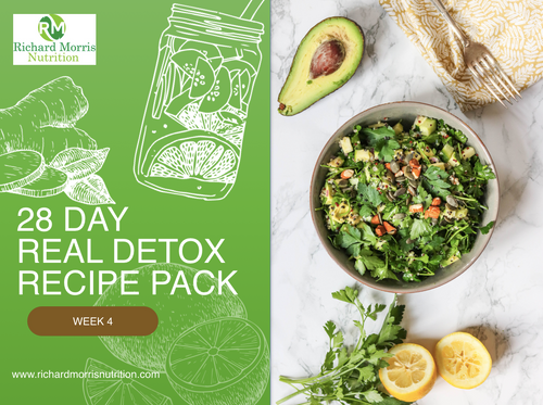 The 28 Day Real Detox Program
