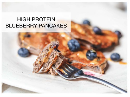 High Protein Recipe Pack & Meal Planner
