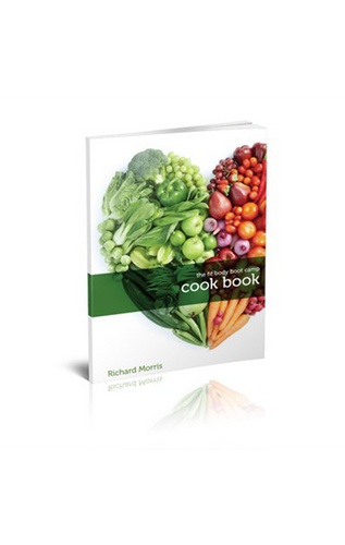 The Fit Body Cookbook Volume 1 (E-Book) - RichardMorrisNutrition.com
