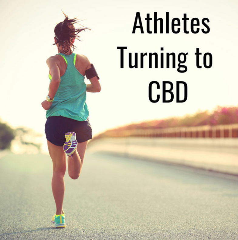 How Endurance Athletes Use CBD to Recover Faster and Train Harder