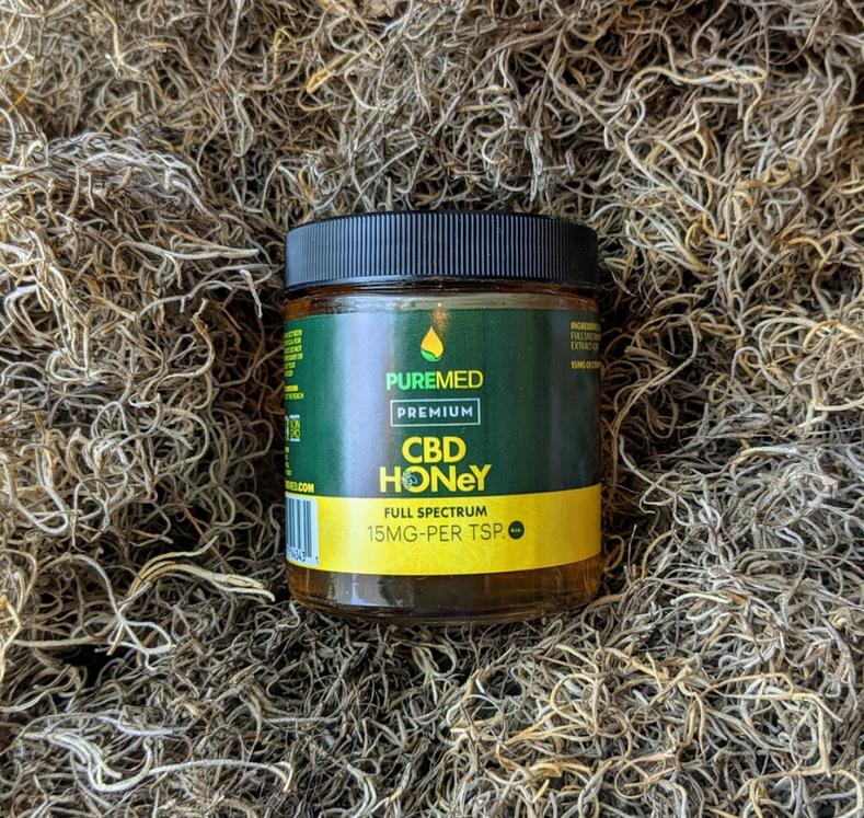 CBD Honey Benefits