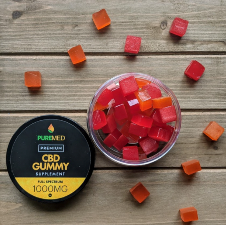 Best CBD Gummies for anxiety and stress