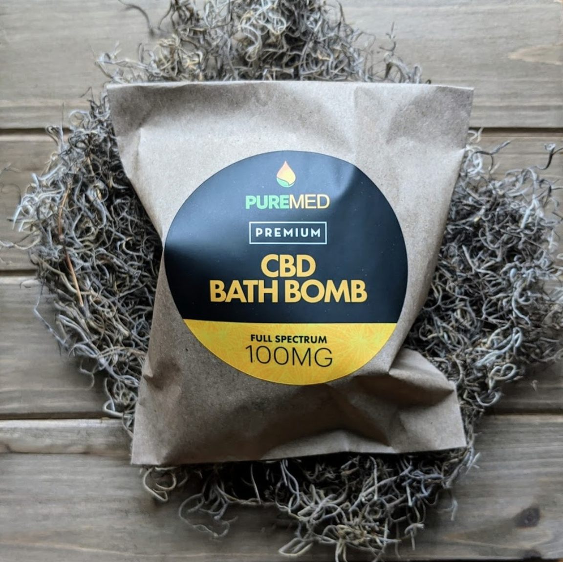 CBD Bath Bombs For Sale