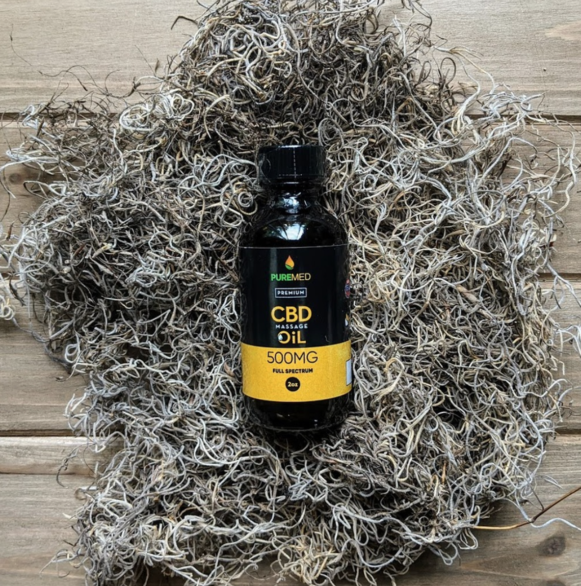 CBD Massage Oil For Sale