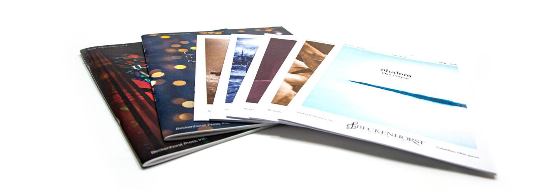 New Beckenhorst Press Website