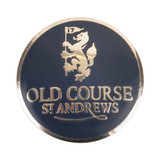 Golf Old Course St Andrews Scotland Old Course Ball Marker Navy