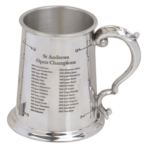 Old Course Pewter Tankard