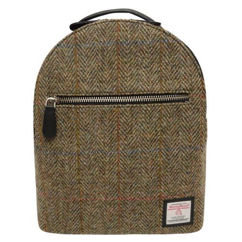Harris Tweed Backpack - 2 Colour Options