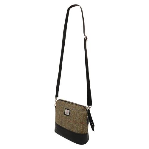 Harris Tweed Shoulder Bag - 2 Colour Options
