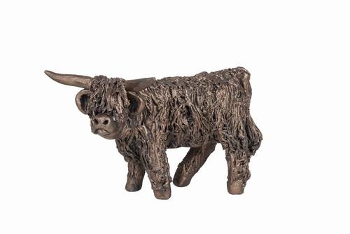 Bronze Cow Mini - Angus
