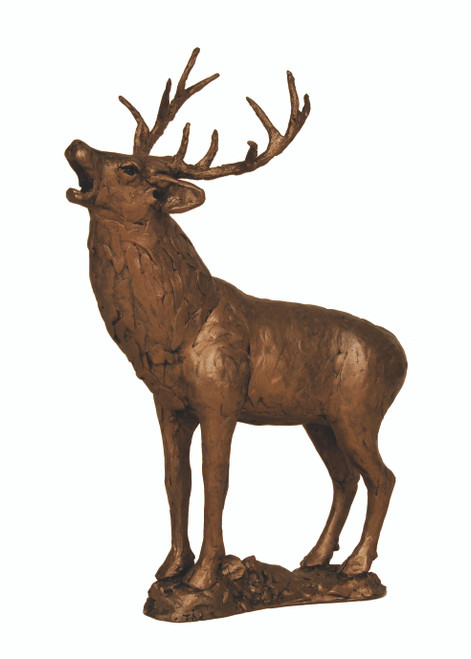 Bronze Stag