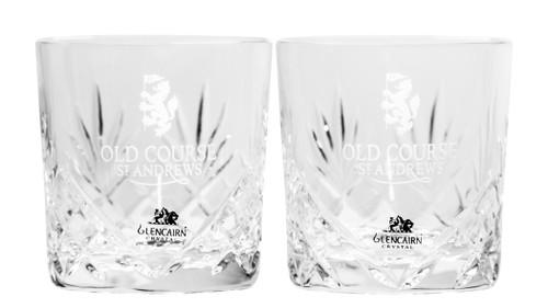 Crystal Whisky Pair - Skye