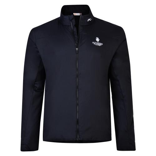 St Andrews Old Course St Andrews Scotland Kjus wind jacket radiation jacket