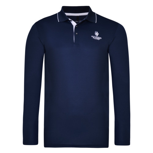 St Andrews Old Course St Andrews Scotland Galvin Green Long Sleeve Polo Shirt