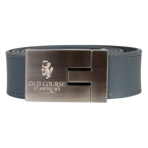 St Andrews Old Course Golf Grey Silicone Belt