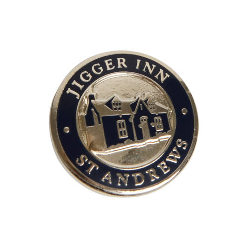 Jigger Inn Ball Marker