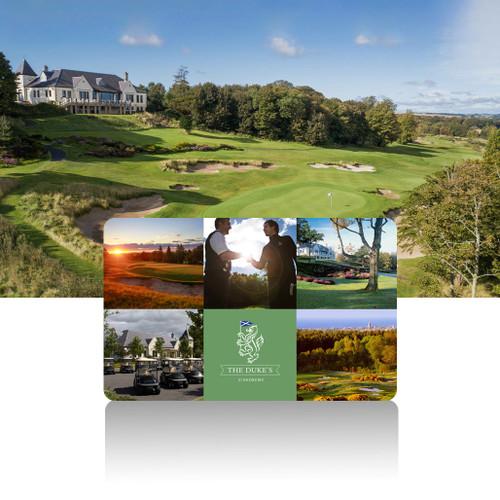 Duke's Golf Gift Card