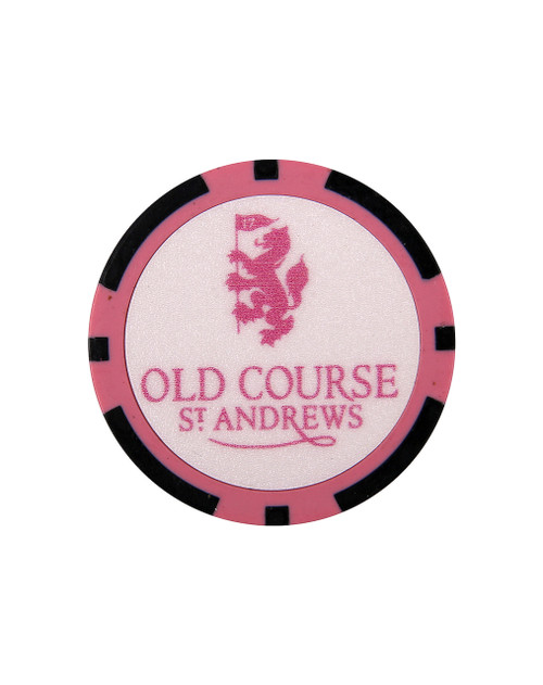 Poker Chip - Pink