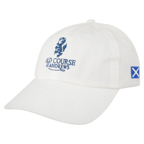 St Andrews Old Course St Andrews Scotland cotton baseball hat cap