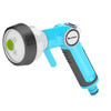 4-functional Garden Hand Sprinkler Gun with Graduated Water Flow Regulation from Garden hose guns
