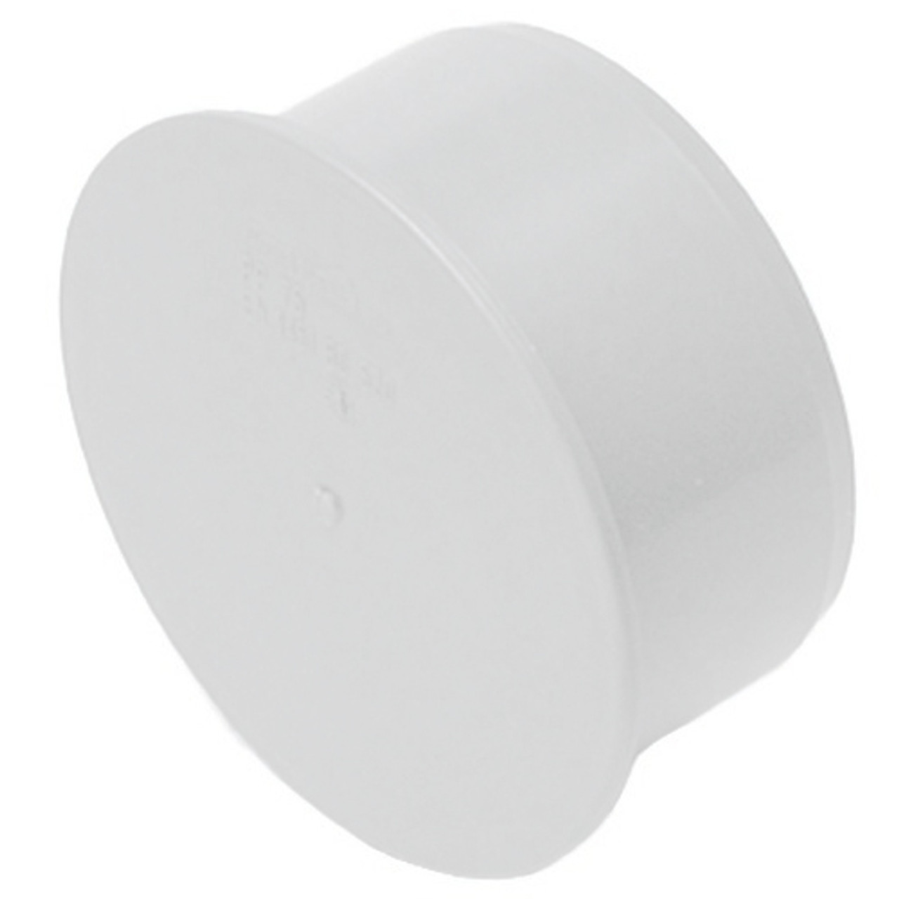 Socket plug Sewer waste 32 mm white Push-fit Waste Pipe Stop End Blanking Cap