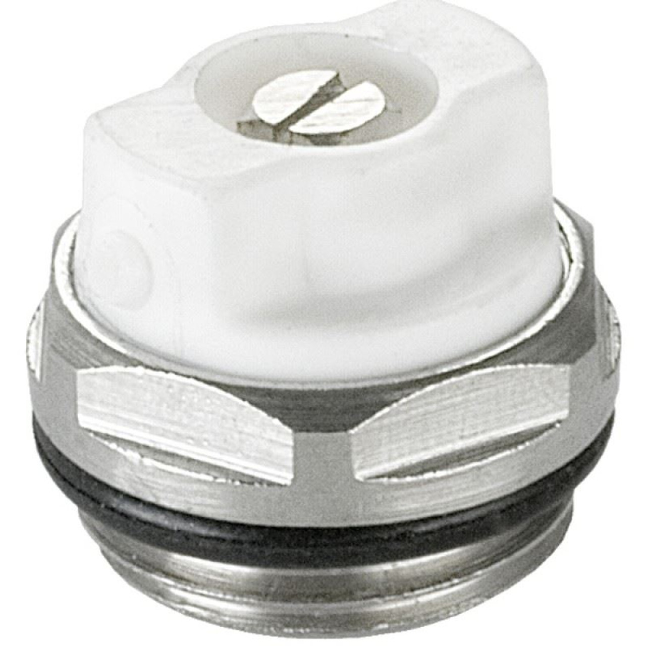 1/4 3/8 1/2 Inch Manual Radiator Air Vent Bleed Ending Cap Plug Key Valve