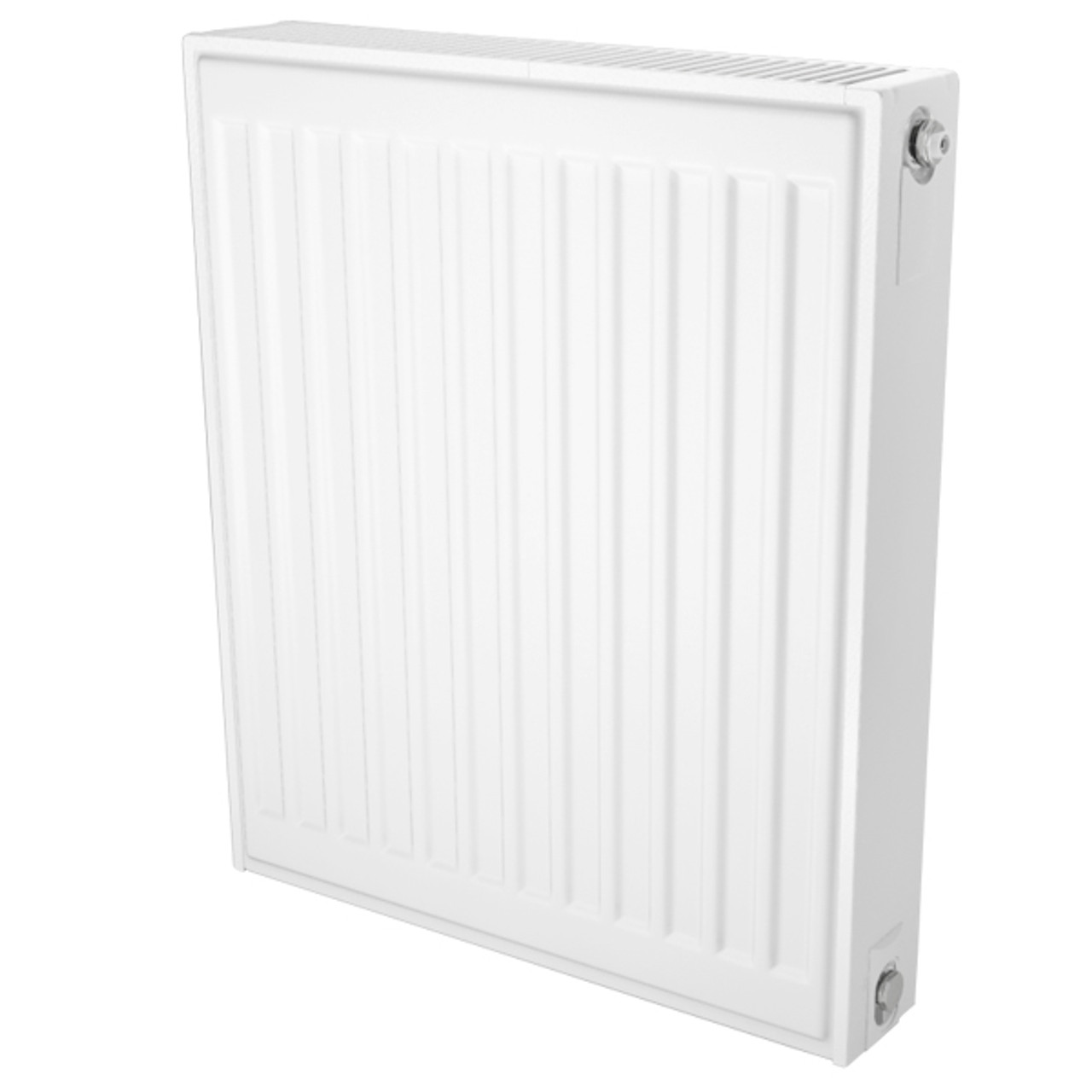 Design Convector Radiator.Central Heating Radiator Type 22 Double Panel Convector Radiator 3000mm Long 600mm High Side Connection