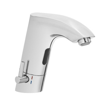 Monobloc automatic hands touch free sensor faucet bathroom sink mixer tap from Basin taps