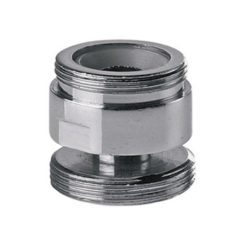 Swivel Metal Adaptor For Water Kitchen Faucet Tap Aerator 22mm to 24mm Male from Tap accessories