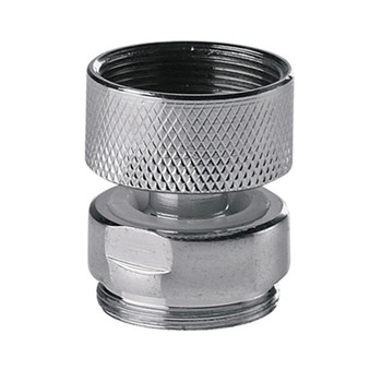 Swivel Metal Adaptor For Water Kitchen Faucet Tap Aerator M22x22mm Female x Male from Tap accessories
