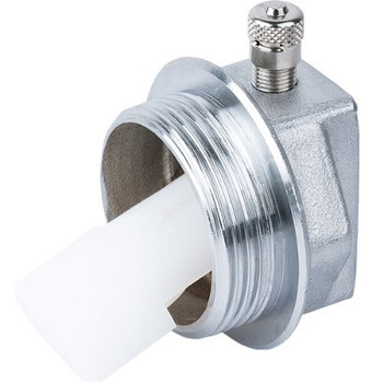 Automatic air vent 1 1/4 (g1,25 inch) cut-off valve right thread from Radiator air vents and valves