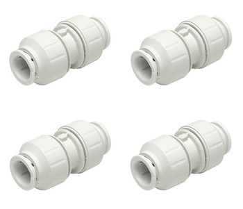 John Guest JG Speedfit 4x Equal Straight 15mm from John Guest fittings